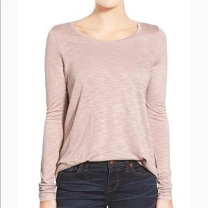 Madewell Anthem Forward Seam Tee